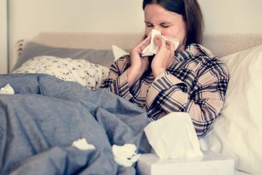 Why You Shouldn't Feel Guilty Taking a Sick Day When Working From Home