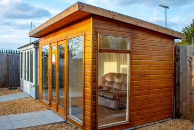 Could a Garden Office be Worthwhile When Working at Home?