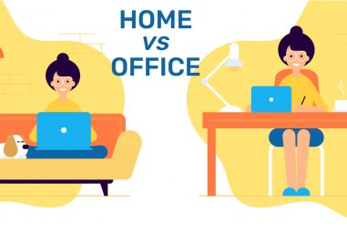 Will Working at Home be the New Normal?